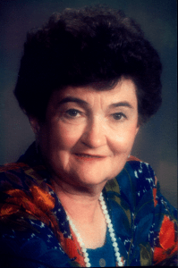 Headshot of Mary Linsmeier